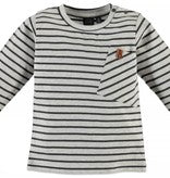 Babyface T-Shirt - Cool Grey Melee - Bloom Kids Collection - Babyface