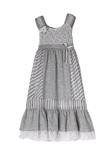 Isobella and Chloe Pebbles Dress - Bloom Kids Collection - Isobella & Chloe