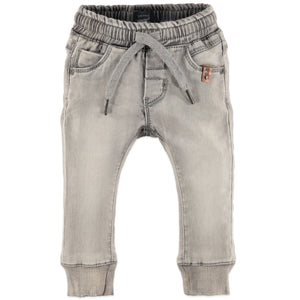 Babyface Boys Jogg Jeans - Mid Grey Denim - Bloom Kids Collection - Babyface