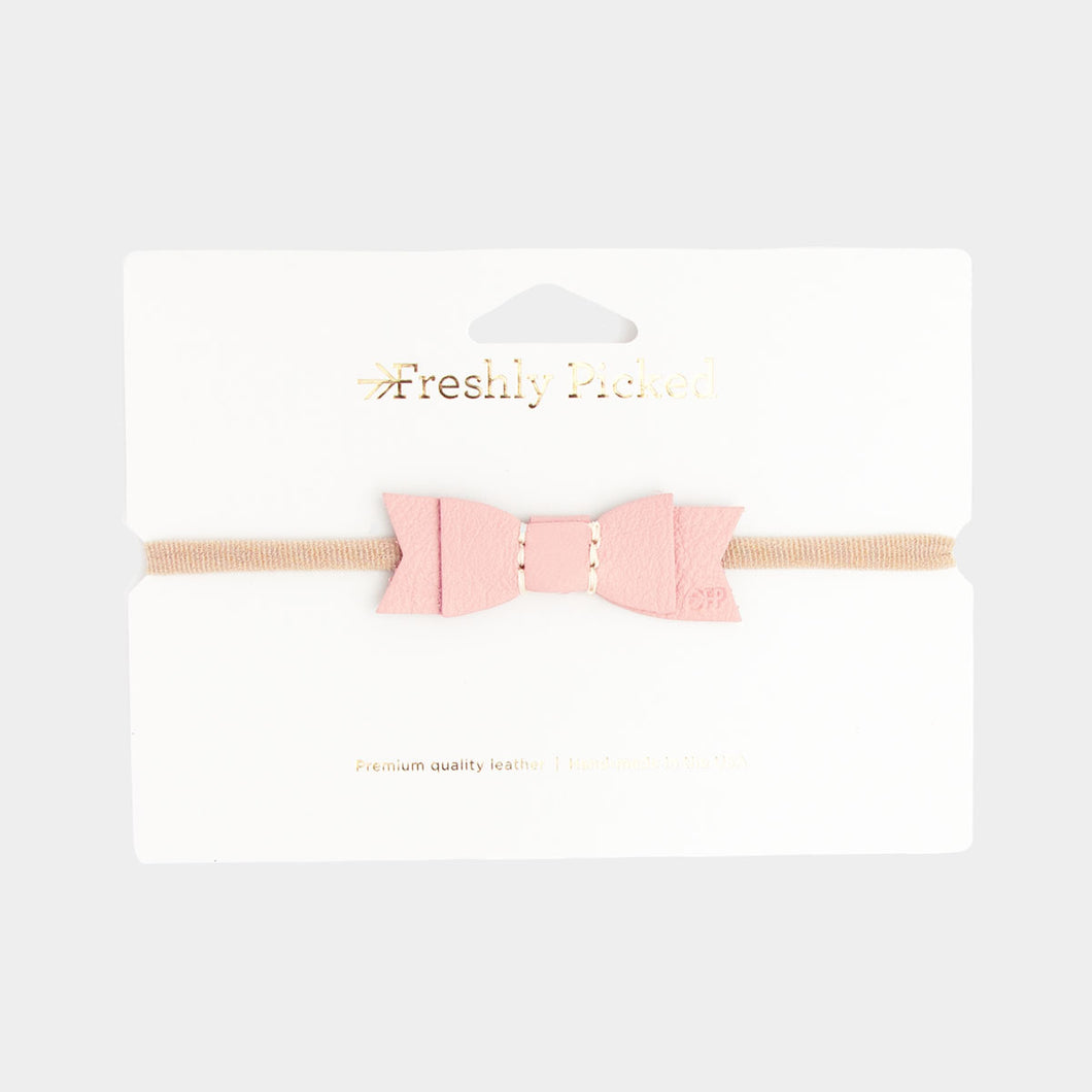 Freshly Picked Bow - Blush - Bloom Kids Collection - Freshly Picked