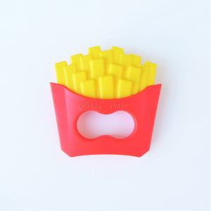 Loulou Lollipop Teether - Fries - Bloom Kids Collection - Loulou Lollipop