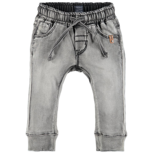 Babyface Boys Jogg Jeans - Medium Grey Denim