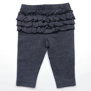 Kapital K Ruffle Butt Leggings - Bloom Kids Collection - Kapital K