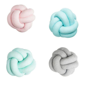 Double Knot Pillow - Bloom Kids Collection - Bloom Kids Collection