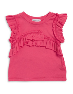Flapdoodles Ruffle Tank - Bloom Kids Collection - Flapdoodles