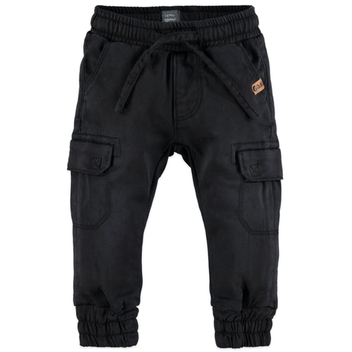 Babyface Boys Pants - Dark Blue Denim