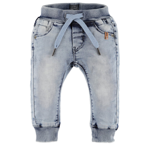 Babyface Boys Jogg Jeans - Light Blue Denim - Bloom Kids Collection - Babyface