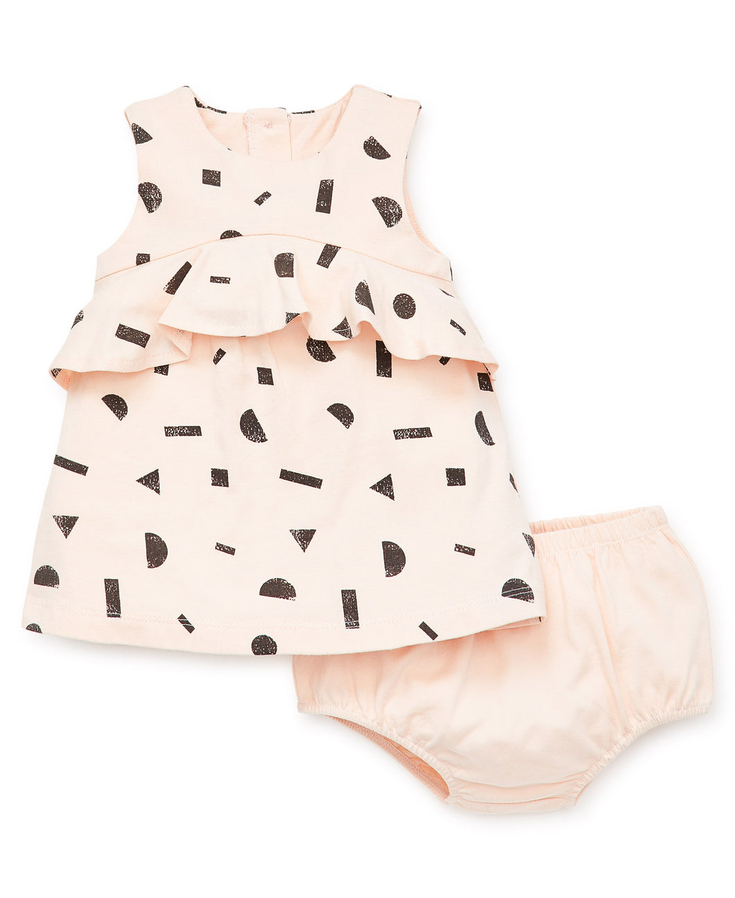 Focus Kids Safari Dress Set - Bloom Kids Collection - Focus Kids