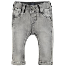Babyface Baby Boys Pant - Mid Grey Denim
