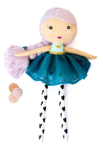 The Doll Kind Fair Doll - Bloom Kids Collection - The Doll Kind
