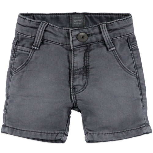 Babyface Boys Shorts - Smoke - Bloom Kids Collection - Babyface