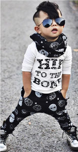 Hip to the Bone 2 Piece Set - Bloom Kids Collection - Bloom Kids Collection