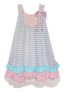 Isobella & Chloe Laffy Taffy Dress - Bloom Kids Collection - Isobella & Chloe