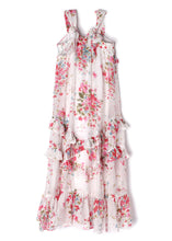 Isobella & Chloe Petaled Pink Maxi - Bloom Kids Collection - Isobella & Chloe