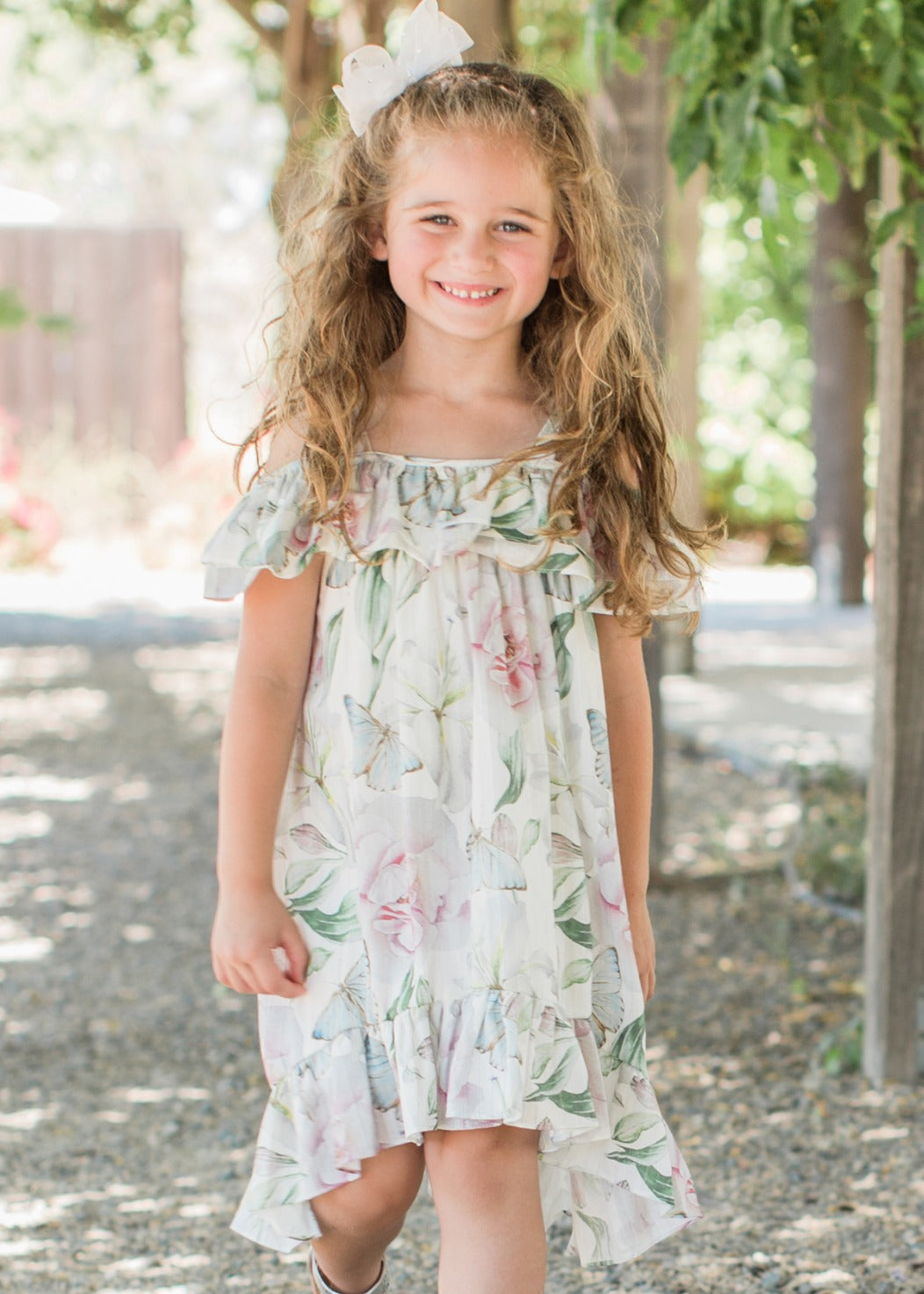 Isobella & Chloe Clovis Dress - Bloom Kids Collection - Isobella & Chloe