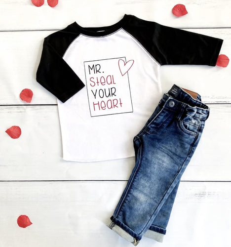 Mr. Steal Your Heart Tee