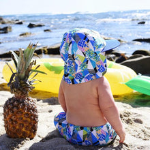 George Hats Pineapple Swim Shorts - Bloom Kids Collection - George Hats