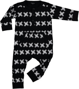 Lucky No.7 Kriss Kross Onepiece - Bloom Kids Collection - Luck No.7