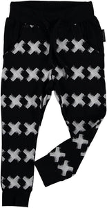 Lucky No.7 Kriss Kross Pant - Bloom Kids Collection - Luck No.7