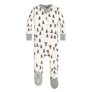 Burt's Bees Trees Sleeper - Eggshell - Bloom Kids Collection - Burt's Bees