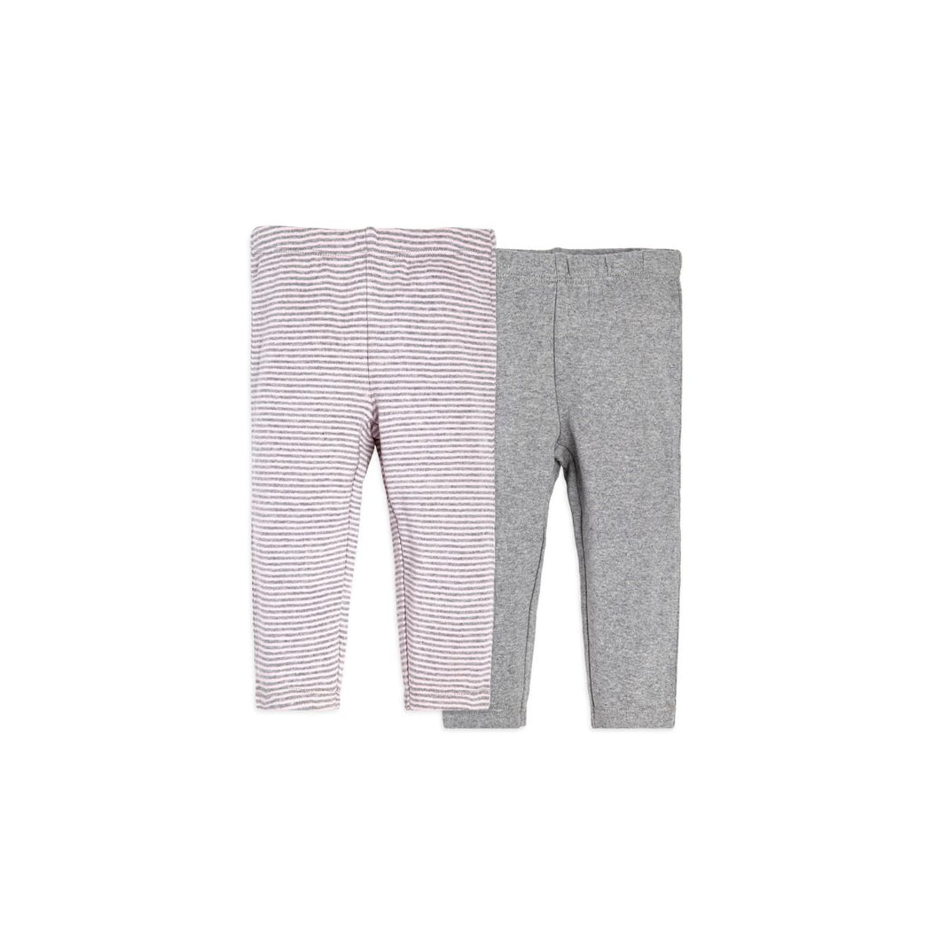 Burt's Bees 2 Pack Pant - Blossom - Bloom Kids Collection - Burt's Bees