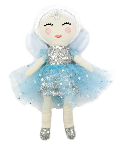 Good Deed Fairy - Meri Blue - Bloom Kids Collection - The Doll Kind