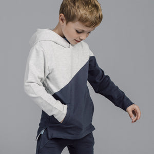 Miles Baby Steep Colorblock Hoodie - Bloom Kids Collection - Miles Baby
