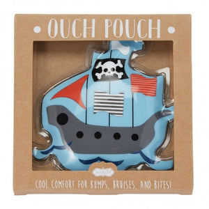 Mud Pie Pirate Ship Ouch Pouch - Bloom Kids Collection - Mud Pie