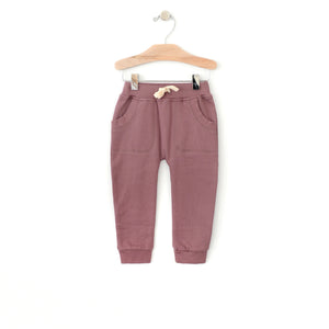 City Mouse Patch Pocket Pant - Orchid - Bloom Kids Collection - City Mouse