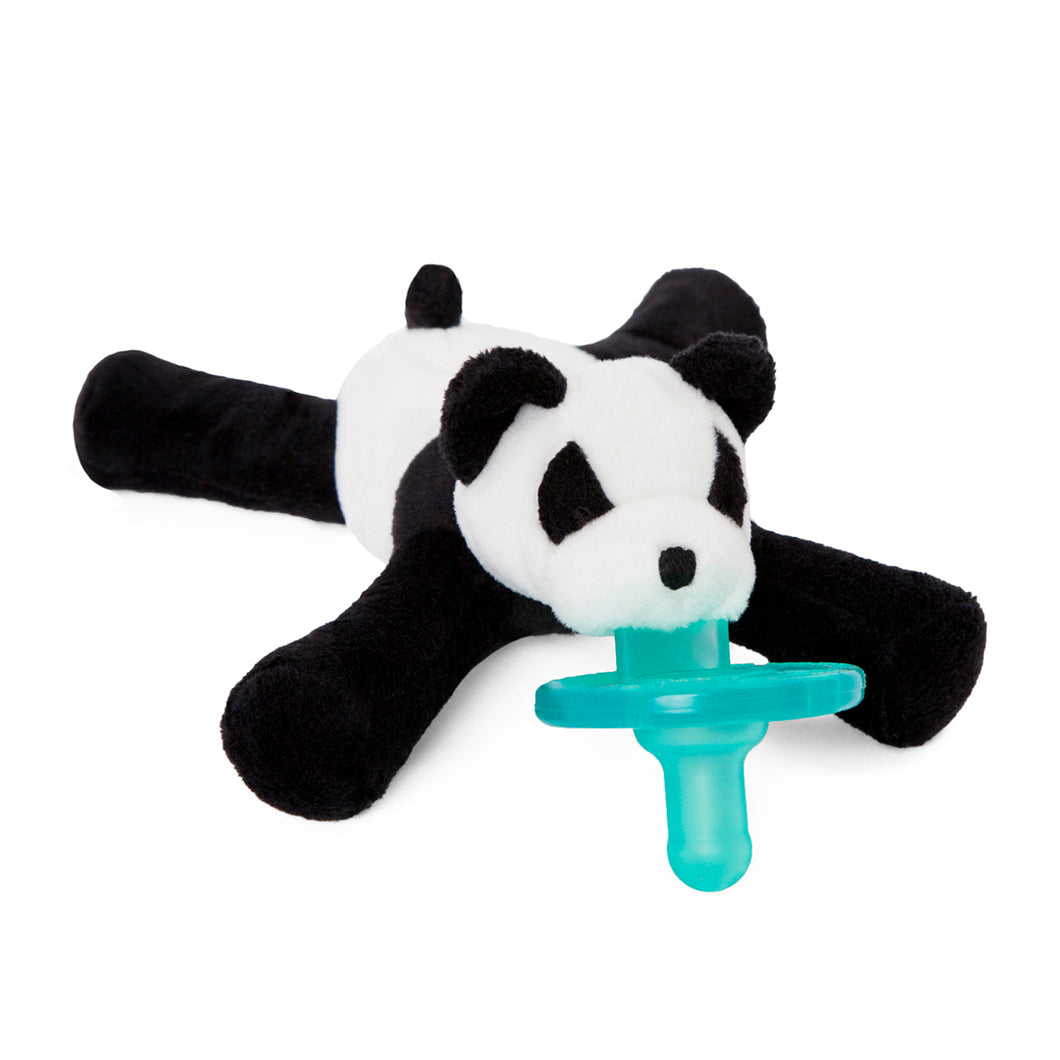 WubbaNub Panda - Bloom Kids Collection - WubbaNub
