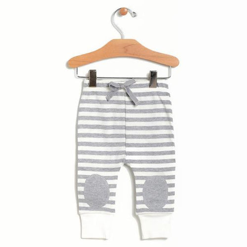 City Mouse Stripe Pant - Off White - Bloom Kids Collection - City Mouse
