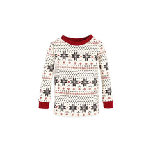 Burt's Bees Toddler Hand Drawn Snowflakes Tee & Pant Set - Ivory - Bloom Kids Collection - Burt's Bees