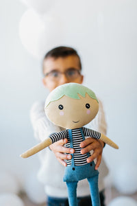 The Doll Kind Hope Doll - Bloom Kids Collection - The Doll Kind