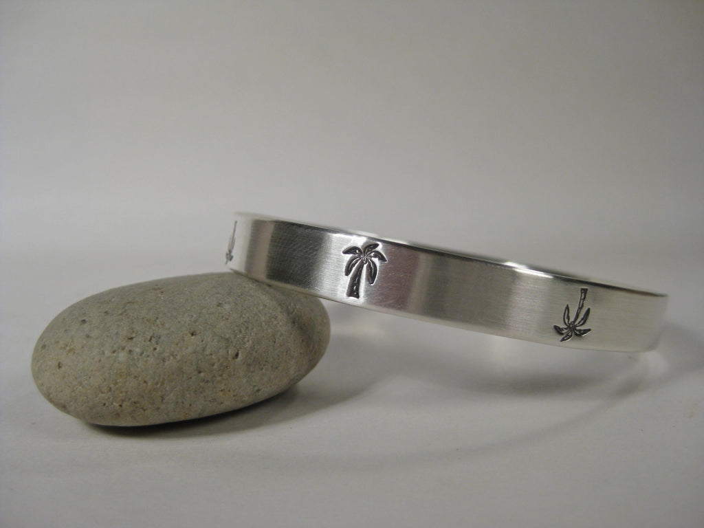 Palm Tree Bangle