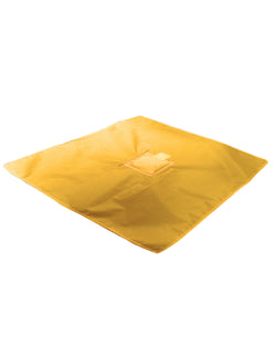 ACS505-Center Weighted Nylon Yellow Flag