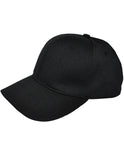 HT308 - Smitty - 8 Stitch Flex Fit Umpire (BASE) Hat - Available in Black and Navy