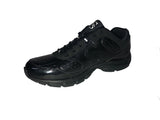 BKS-SC1 - Smitty All Black Court Shoe