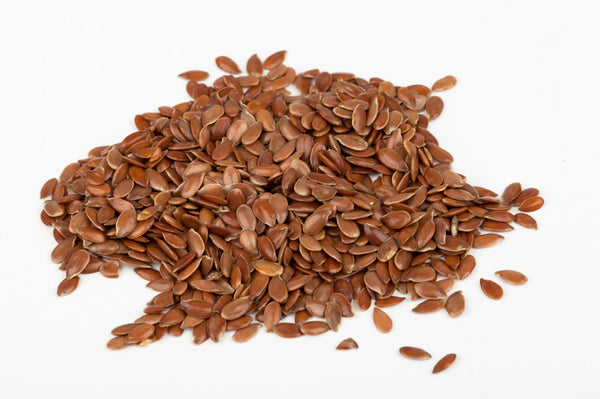 Organic Brown Flax Seeds, 500g