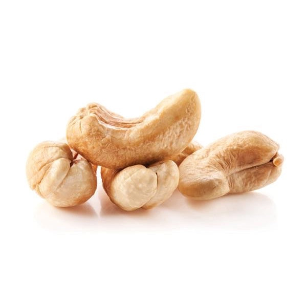 Organic Raw Cashews, 500g