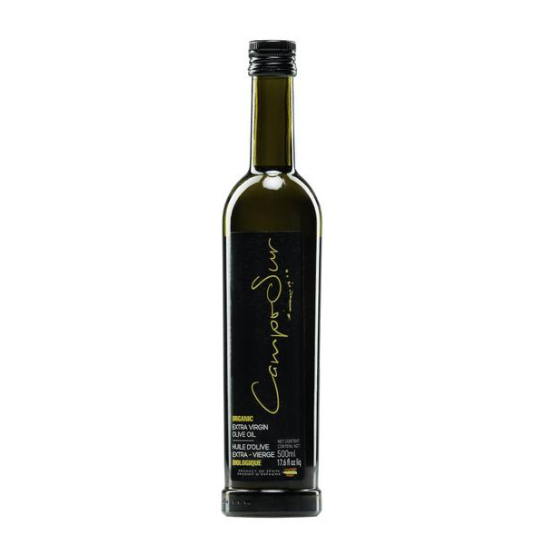 CampoSur Organic Olive Oil, 500 mL