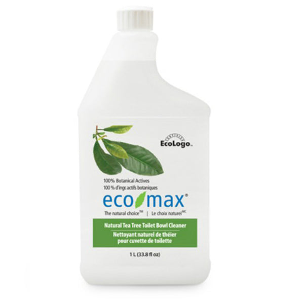 Eco Max Natural Tea Tree Toilet Bowl Cleaner, 1 L