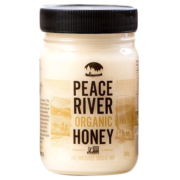 Peace River Organic Honey, 500 g
