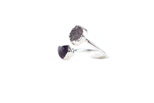 Multi Stone Silver Ring No. 1