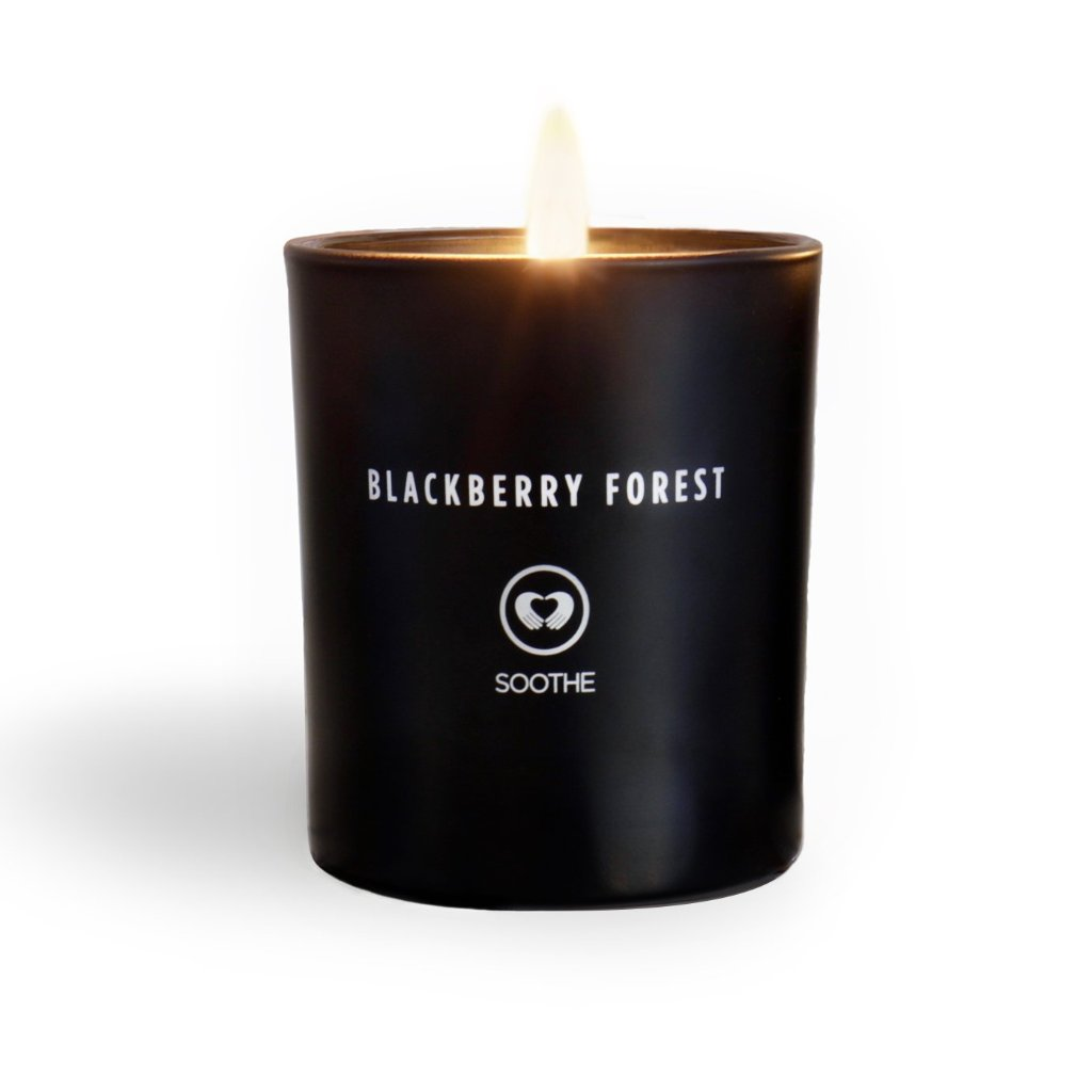 Blackberry Forest Candle