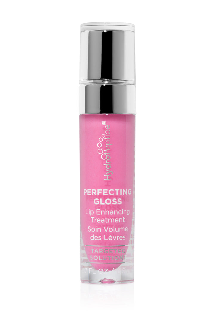 Perfecting Gloss: Palm Springs Pink