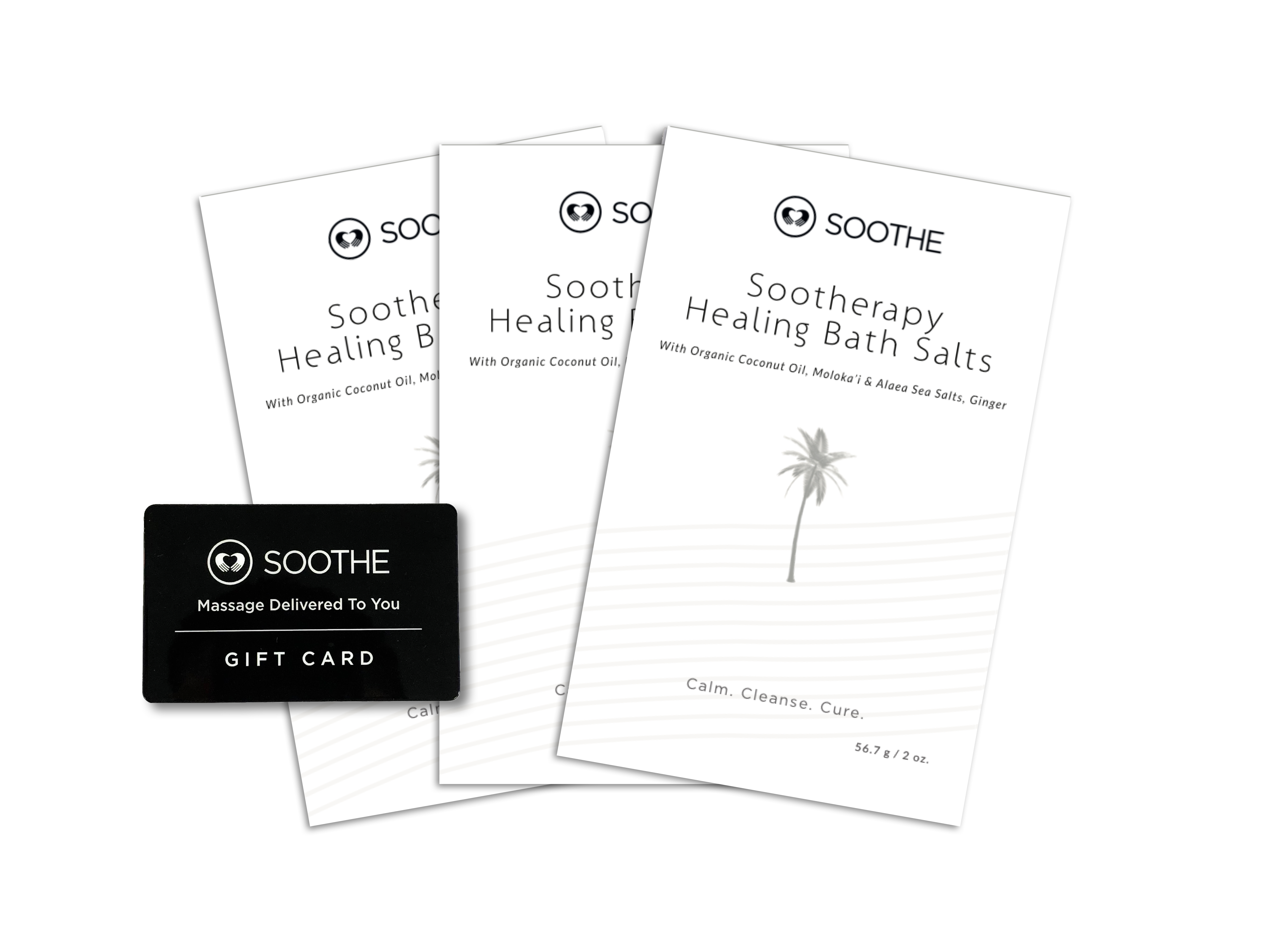 Soothe Holiday Gift Set  (ellentube exclusive)