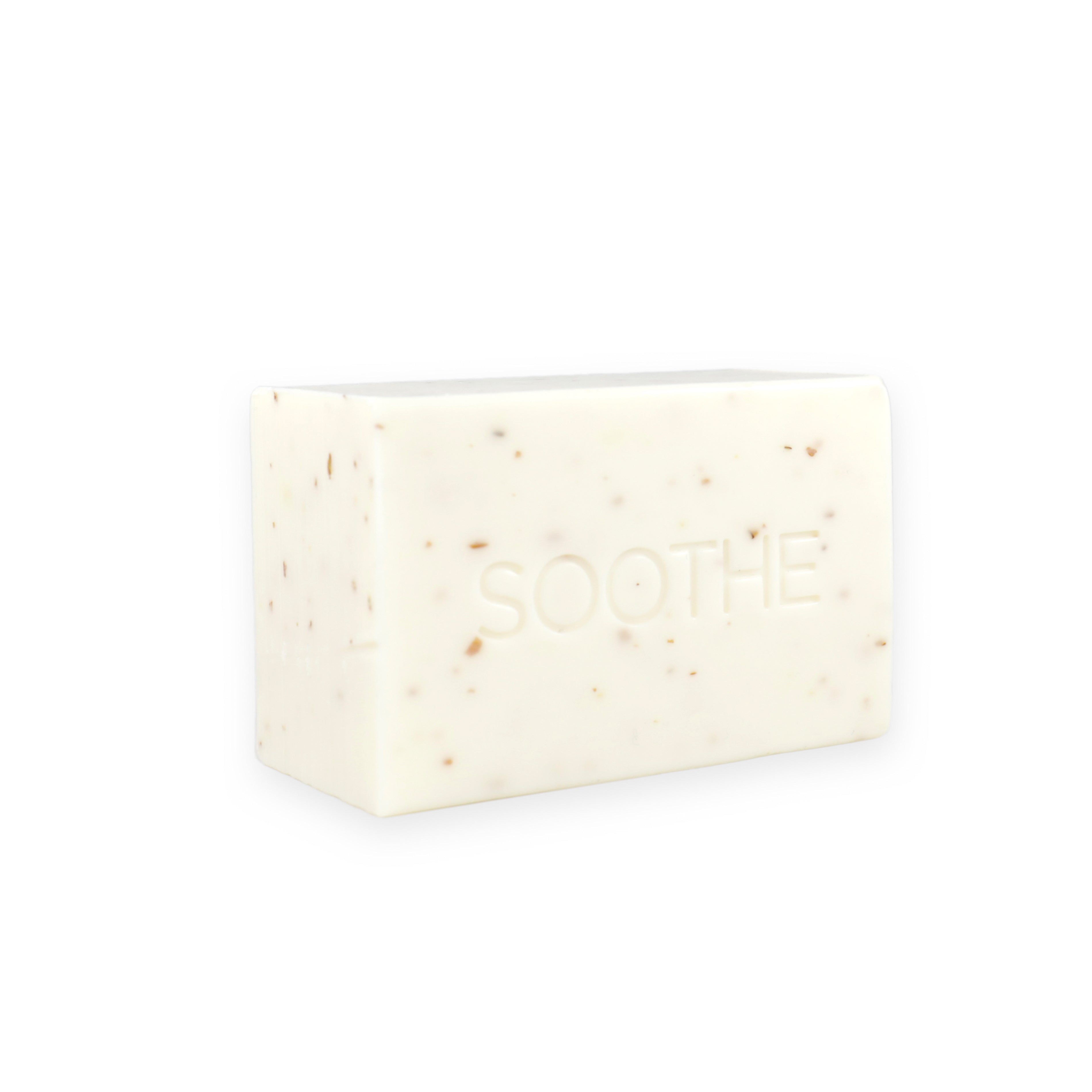 White Tea Marigold Large Soap Bar - Gentle Exfoliation
