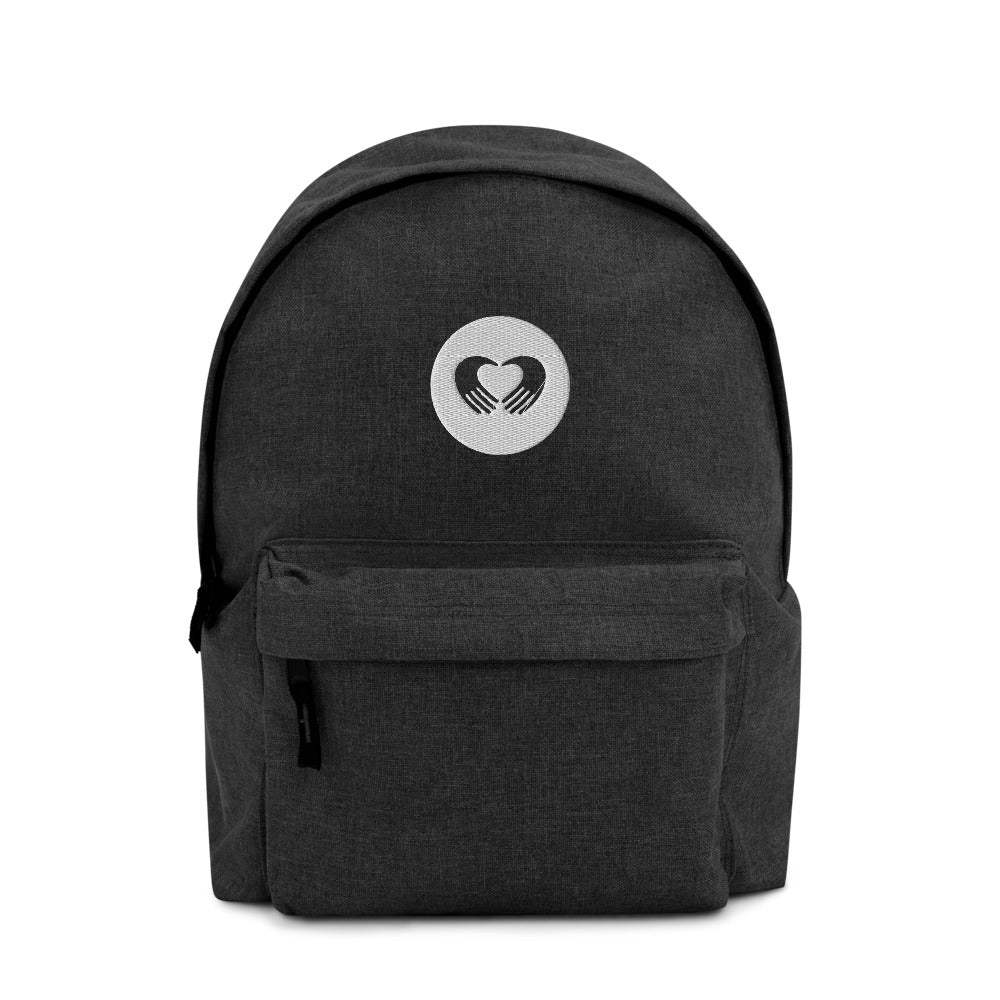 Soothe Logo Embroidered Backpack