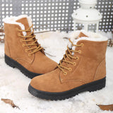 Lovely, Warm, Fur,  Winter (Snow) Ankle Boots for Women (2017)