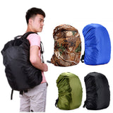 Outdoor, Camping, Hiking, Portable, Waterproof, Rain Cover for Backpacks, 35L 45L 55L 70L 80L